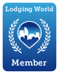 Lodging World Logo